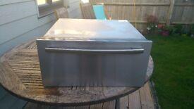 Neff stainless steel 29cm Warming Drawer N7290N1