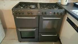 Leisure 7 burner gas cooker