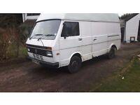 LT 35td Panel Van 1989 - VW camper, VW bus, transporter
