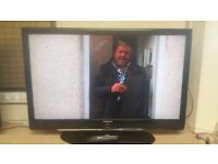 "SAMSUNG 46"" LCD TV IN FULL WORKING ORDER"