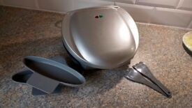 George Foreman Style health grill. As new !