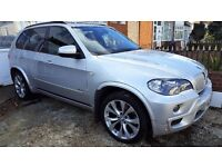 BMW X5 3.0SD M SPORTS 7S AUTO, ESTATE, AUTOMATIC, DIESEL, with SUNROOF