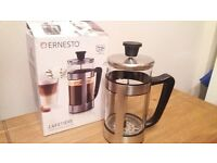 Brand new boxed 1 litre cafetiere