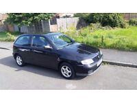 Seat Ibiza (2002) 1.4 petrol