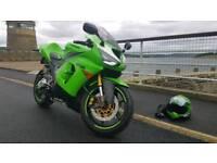 Kawasaki zx6r 636 Ninja c1h