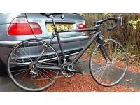 Kinessis evo cross bike 55cm.