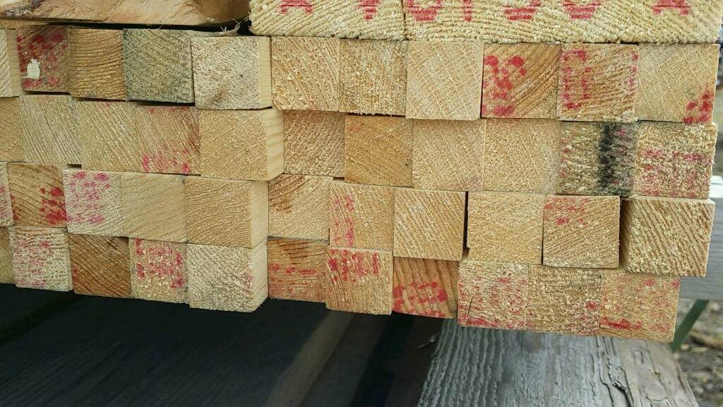 "3/4"" Square Planed Timber (20mm x 20mm) 3.6mtr Lengths"