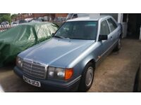 1986 MERCEDES 230 MANUAL YES MANUAL