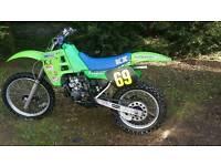 Kawasaki kx 125 evo