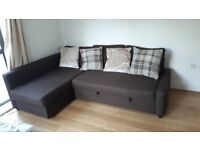 Sofa / Sofa bed with storage
