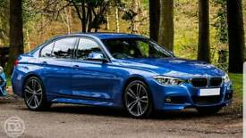BMW 2017 320D Msport, Msport Plus, 19 inch, MOT, Harmon Kardon, Leather Seats, Audi, Mercedes