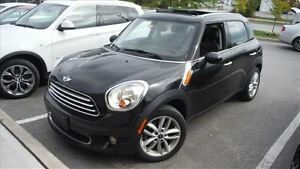 2012 MINI Cooper Countryman Leather,PanoramicRoof,HtdSeats,Bluet