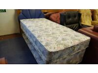 single Divan Bed with Guest bed underneath
