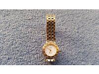 Women Quartz Watch, Stainless Steel, Gold & Silver Colour, Good condition, Contact me asap,Cheap £7