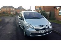 2005 Citroen Xsara Picasso 2.0hdi........CHEAP CAR.......