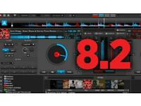 Virtual dj 8.2 for windows only