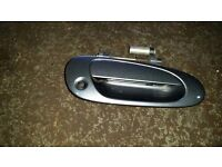 HONDA CIVIC EP2/ EP3 COSMIC GREY DOOR HANDLE