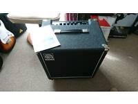 Ampeg Bass/Combo amp BA-110