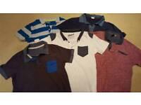 Boy's polo shirts