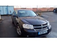 dodge avenger diesel top spec 08 px/swap