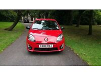 2008 renault twingo 1.2 extreme 1 former keeper long mot £1595 207 clio c2 fiesta c3 polo corsa size