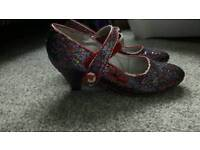 High heel shoes size 13