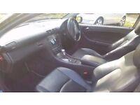 Leather interior for Mercedes C class,W203,C180 k,C200 k,C230k