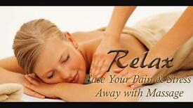 Swedish Massage & Cupping