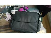 Changing bag black