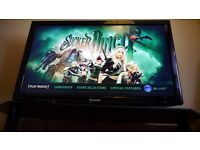 """42"""" Panasonic LCD HD TV with remote"""