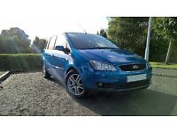 2007 FORD C-MAX 2.0 AUTO ZETEC WITH VERY LOW MILES AND SERVICE HISTORY