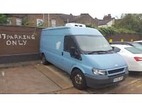 FORD TRANSIT PANEL VAN T 350 SPARE NON RUNNER £ 700