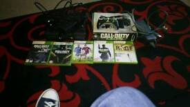 2 xbox 360's and games