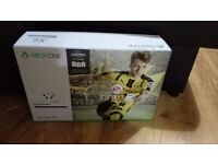 XBOX One S 500GB + Fifa 17 New