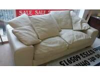 3 seater leather sofa no.12