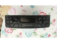 Mercedes c200 kompressor radio