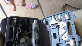 Earlex heat gun (BRAND NEW)