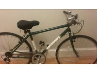 "REAL CLIFTON 18"" HYBRID BIKE - UNUSED"