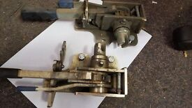 Pair of Ratchet Tensioner for curtainsider £50 the pair ono