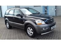 KIA SORENTO 2,5 CRDI XE MANUAL.2008. *** RAC INSPECTED ***.