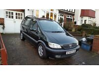 For Sale: Vauxhall Zafira Elegance 2000 Tdi. 2003 .