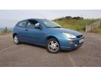 FORD FUCUS ZETEC - 1.4 - Well Maintained - Some History - Great 1st Car