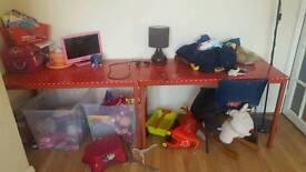 School desks x2