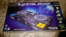 Hercule DJControl Jogvision used in VGC
