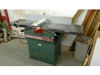 Kity 638 planer thicknesser, needs refurbishment