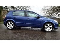 NEW TIMING BELT + CLUTCH, DIESEL 2007(57) VAUXHALL ASTRA SRi, LONG MOT, 6 SPEED, SERVICE HISTORY