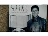Cliff richard cds + dvds