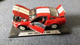 2007 SHELBY G.T.500 1:18