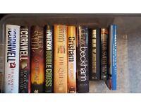 Bundle of Hardback Books