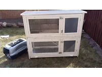 Rabbit/guinea-pig hutch for sale